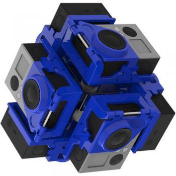 360Heros Pro6 v2 360Plug-n-Play Holder for GoPro HERO4/3+/3