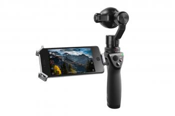 DJI Osmo+ PLUS Handheld 4K Camera and 3-Axis Gimbal
