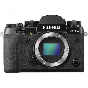 Fujifilm X-T2 Mirrorless Digital Camera (Body Only, Black)