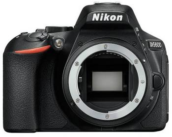 Nikon D5600 DSLR Camera (Body Only Black)
