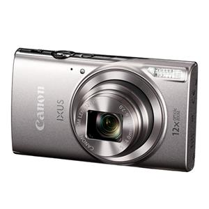 Canon IXUS 285 HS Digital Camera (Silver)