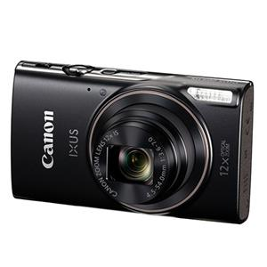 Canon IXUS 285 HS Digital Camera (Black)