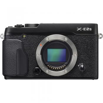 Fujifilm X-E2S Mirrorless Digital Camera (Body Only, Black)