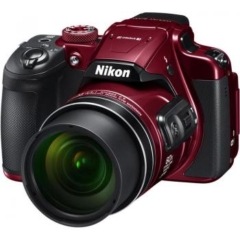 Nikon COOLPIX B700 Digital Camera (Red)