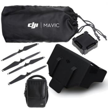 DJI Mavic Pro Deluxe Accessory Bundle