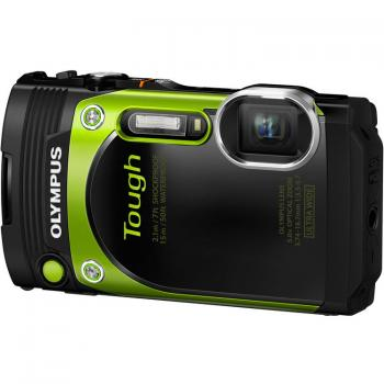 Olympus Stylus TOUGH TG-870 Digital Camera (Green)