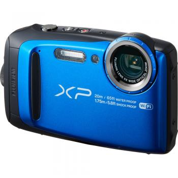 Fujifilm FinePix XP120 Digital Camera (Blue)
