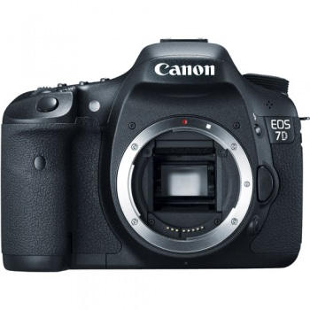 Canon EOS 7D SLR Digital Camera Body