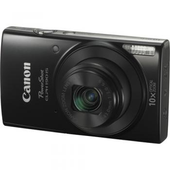 Canon PowerShot ELPH 190/IXUS 180 HS Digital Camera (Black)
