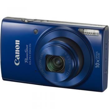 Canon PowerShot ELPH 190/IXUS 180 HS Digital Camera (Blue)