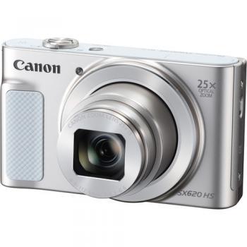 Canon PowerShot SX620 HS Digital Camera (White)
