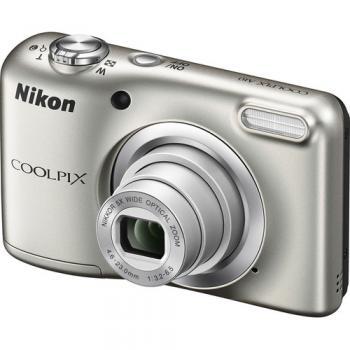 Nikon COOLPIX A10 Digital Camera (Silver)