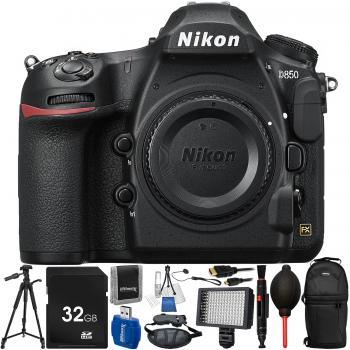 Nikon D850 Body Accessory Bundle