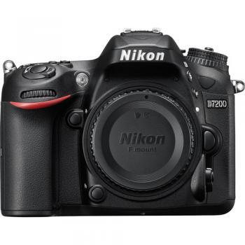 Nikon D7200 DSLR Camera Dual Lens Kit