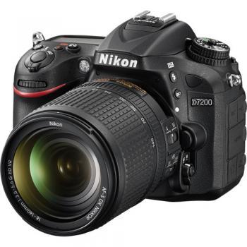 Nikon D7200 DSLR Camera with 18-140 Lens Starter Bundle