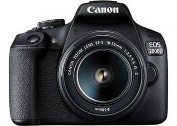 Canon EOS 2000D EF-S 18-55mm IS II Kit