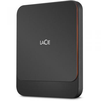 LaCie 2TB Portable USB 3.1 Gen 2 Type-C External SSD