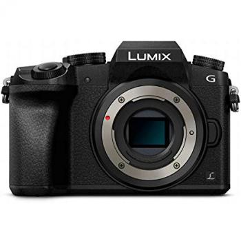 Panasonic Lumix DMC-G7 Mirrorless Micro Four Thirds Digital Camera Bod