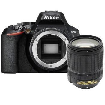 Nikon D3500 DSLR Camera with 18-140mm Lens