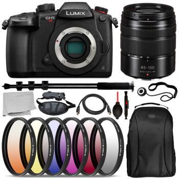 Panasonic Lumix DC-GH5S Mirrorless Micro Four Thirds Digital Camera -