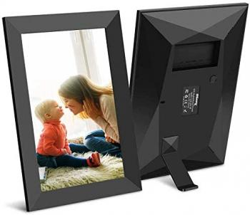 Ultimaxx 10.1 Inch 16GB WiFi Digital Photo Frame with HD IPS Display T