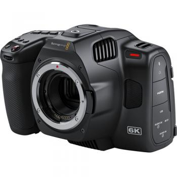 Blackmagic Design Pocket Cinema Camera 6K Pro (Canon EF)