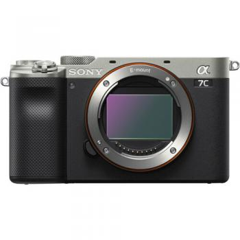Sony Alpha a7C Mirrorless Digital Camera (Body Only Silver)