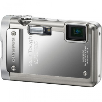 Olympus Stylus Tough-8010 Digital Camera (Silver)