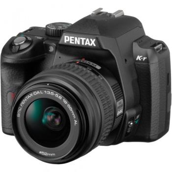 Pentax K-r (KR) Digital SLR Camera with 18-55mm Zoom Lens (Black)