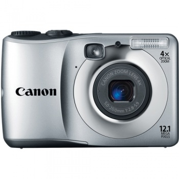 Canon Powershot A1200 Digital Camera (Silver)