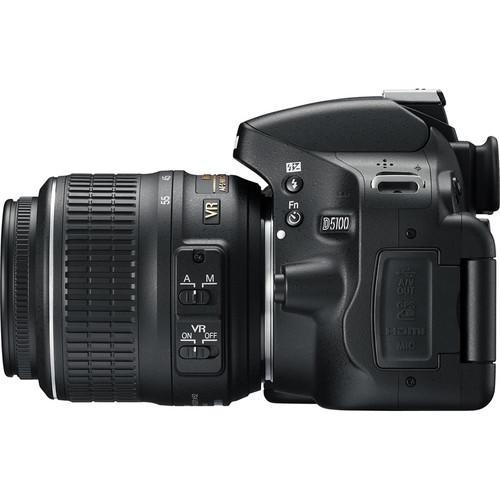 product IDC VBAK Nikon D Digital SLR Camera With  mm F G VR Lens
