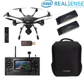 Typhoon H Pro >> Yuneec Typhoon H Pro With Intel Realsense Bundle Slrhut Co Uk