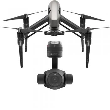 DJI Inspire 2 Quadcopter with Zenmuse X4S Gimbal