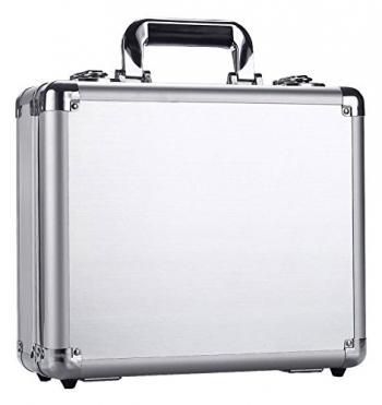 Ultimaxx Aluminum Case for DJI Mavic Pro (Silver)