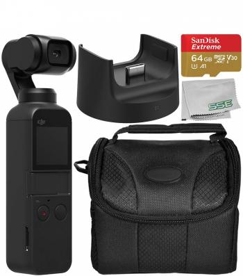DJI Osmo Pocket Gimbal Starters Bundle