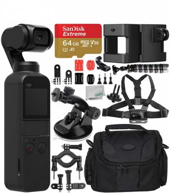DJI Osmo Pocket Gimbal with Accessory Bundle