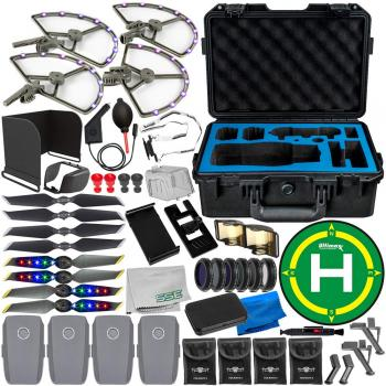 4-Battery Ultimate Accessory Bundle for Mavic 2 Zoom