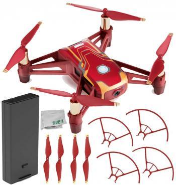Ryze Tech Tello Quadcopter IRON MAN EDITION Starter Kit