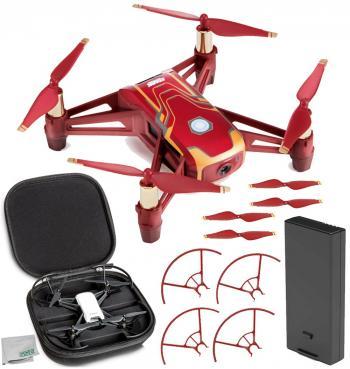 Ryze Tech Tello Quadcopter IRON MAN EDITION Advanced Kit