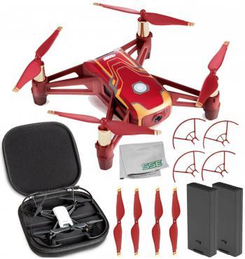 Ryze Tech Tello Quadcopter IRON MAN EDITION Premium Kit