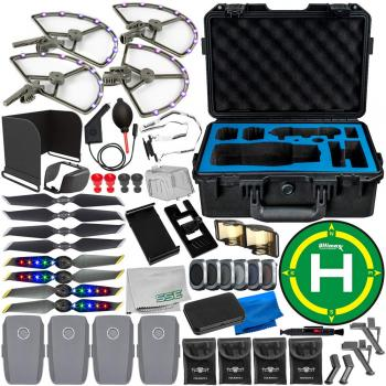 4-Battery Ultimate Accessory Bundle for Mavic 2 Pro