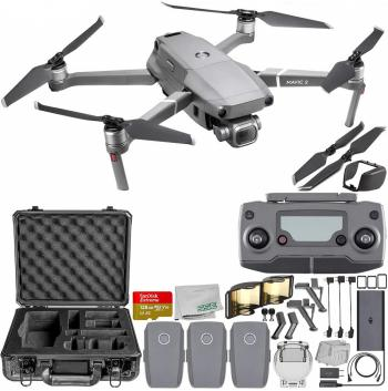 DJI Mavic 2 Pro Drone - CP.MA.00000019.01 with 126GB Memory Card and A