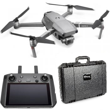 DJI Mavic 2 Pro Foldable Quadcopter with Smart Controller & Ultimaxx