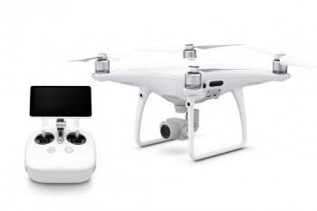 DJI Phantom 4 Pro+ - Quadcopter - USB Wi-Fi - white
