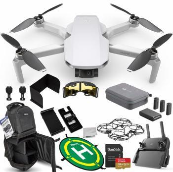DJI Mavic Mini Portable Drone Quadcopter Fly More Combo Ultimate 128GB