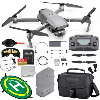 "DJI Mavic 2 Pro Drone Quadcopter with Hasselblad Camera 1"" CMOS Sens"
