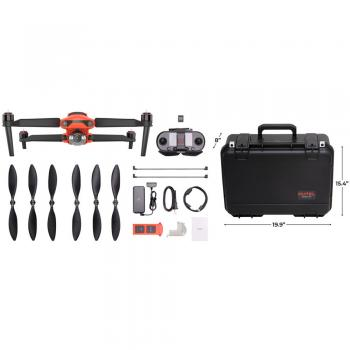 Autel Robotics EVO II 8K Drone Rugged Bundle (EVO 2)