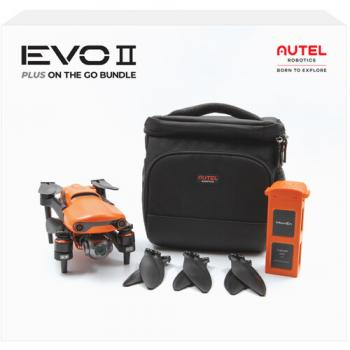 Autel Robotics Evo II 8K Drone Plus On-the-Go Bundle
