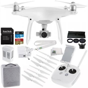 DJI Phantom 4 Drone + Beginner Bundle