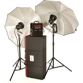 Speedotron Explorer 1500 Portable Lighting Kit